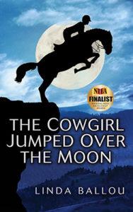 Cowgirl under moon award small