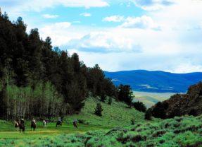 Laramie Ride – By Linda Ballou