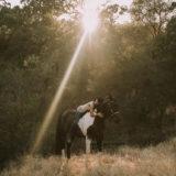 """THE GOOD HORSE – """"Tuxedo"""" & Valentine for February"""